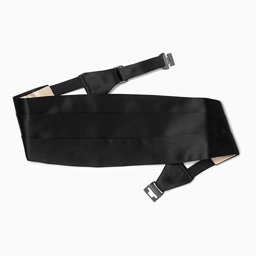 black tie men cummerbund tom ford - Luxe Digital