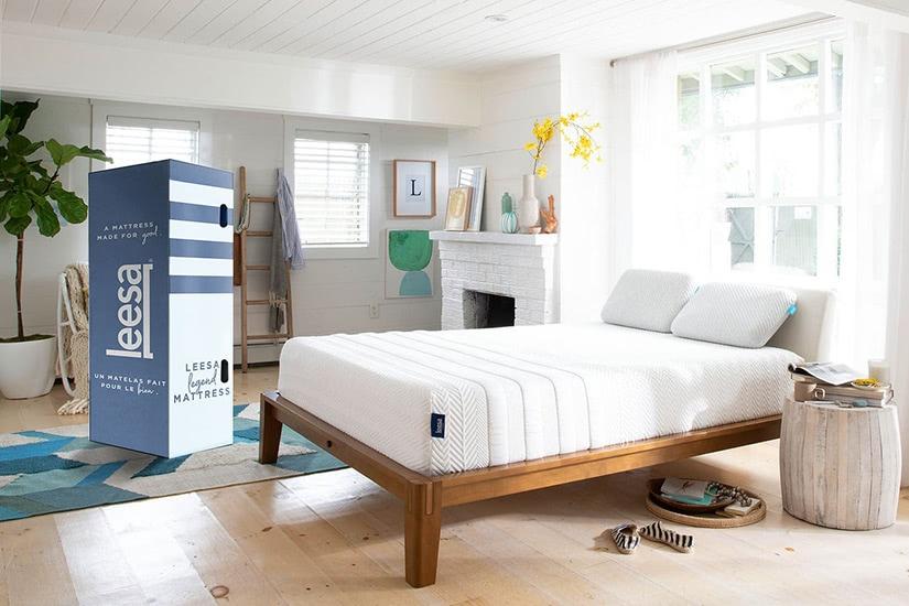 leesa legend luxury mattress luxe digital