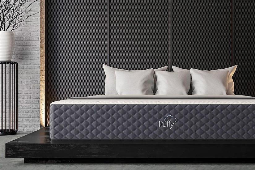 puffy lux luxury mattress luxe digital