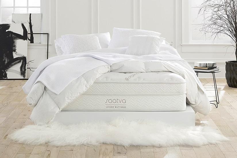 saatva luxury mattress luxe digital