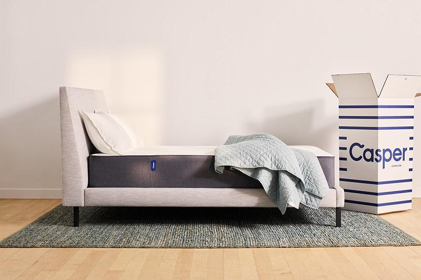 casper luxury mattress luxe digital