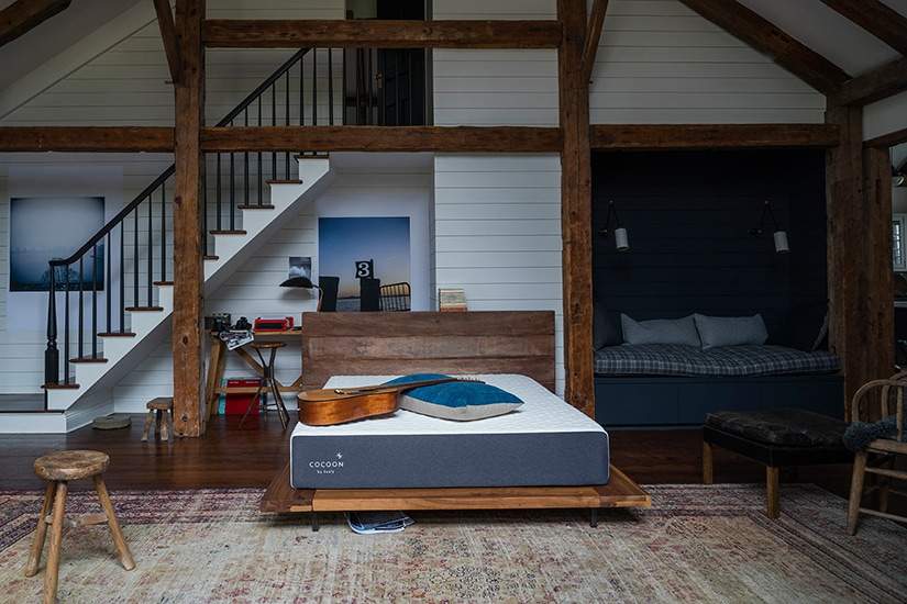 cocoon chill sealy luxury mattress luxe digital