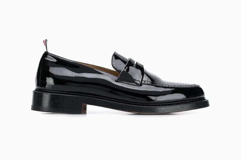 best men loafers thom browne luxe digital