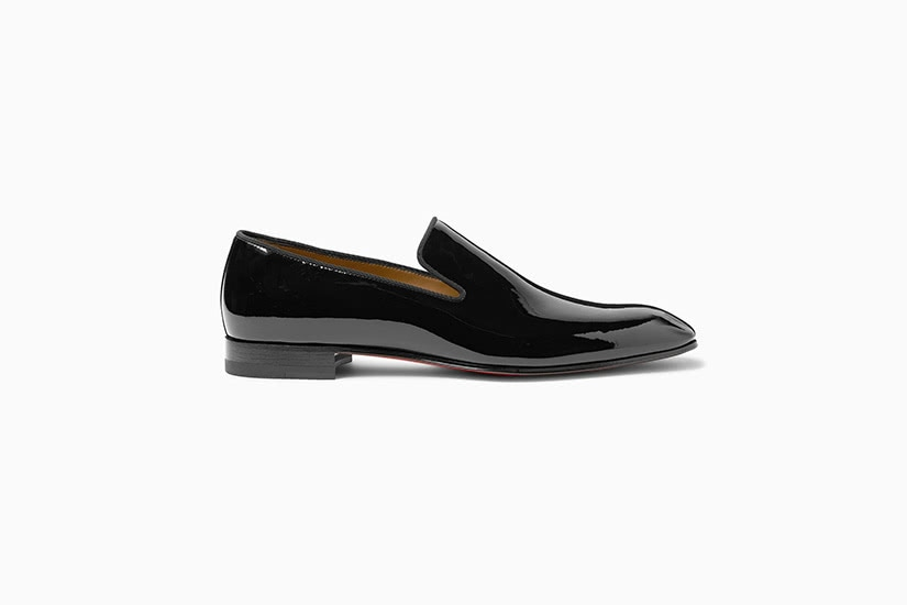 christian louboutin leather loafers men shoes luxe digital