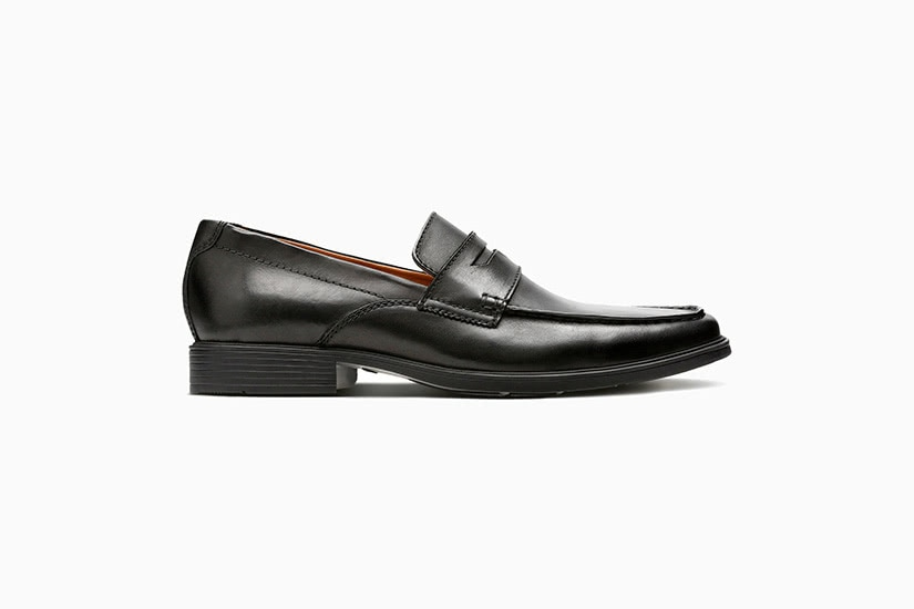 clarks penny loafer men shoes luxe digital