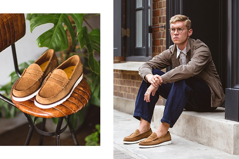 gh bass loafer men shoes luxe digital