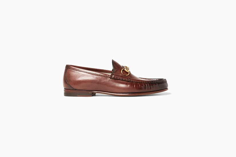 gucci roos horsebit leather loafer men shoes luxe digital