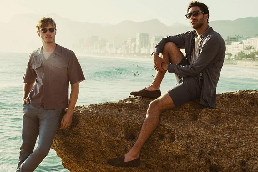 men loafers beach luxe digital