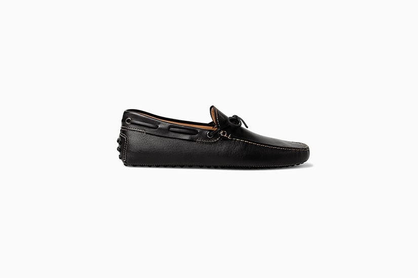 tods gommino leather driving loafer men shoes luxe digital