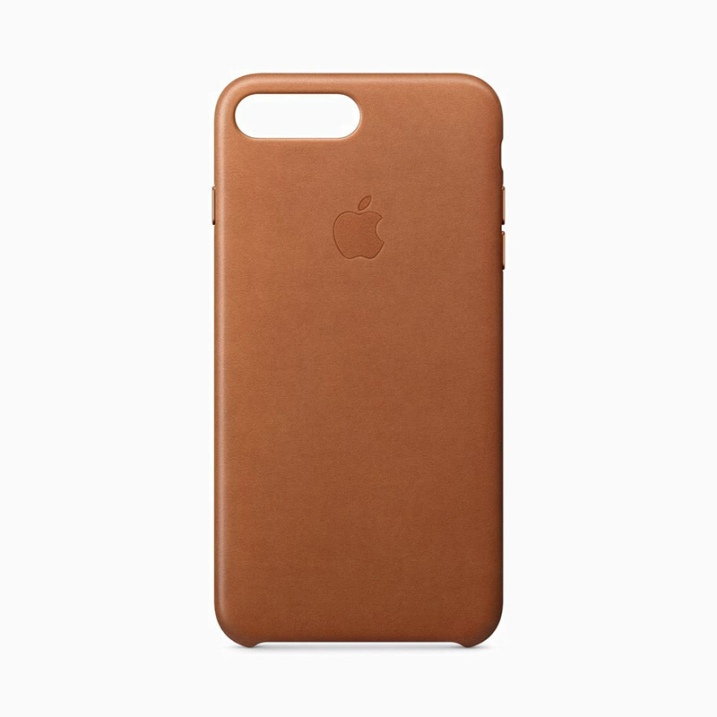 best iPhone case apple leather - Luxe Digital