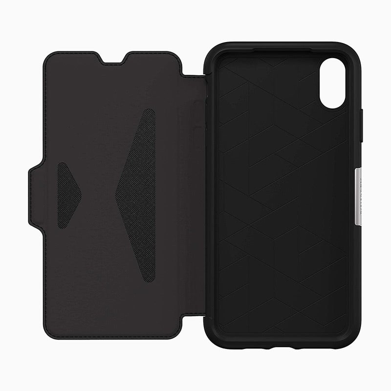 best iPhone case leather otterbox - Luxe Digital