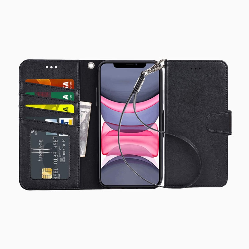 best iPhone case wallet arae - Luxe Digital