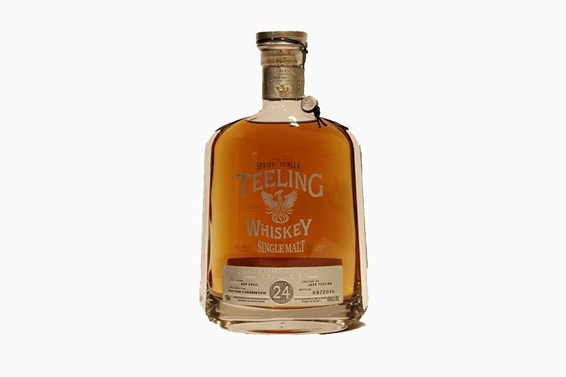 teeling single malt irish whiskey best whisky luxe digital
