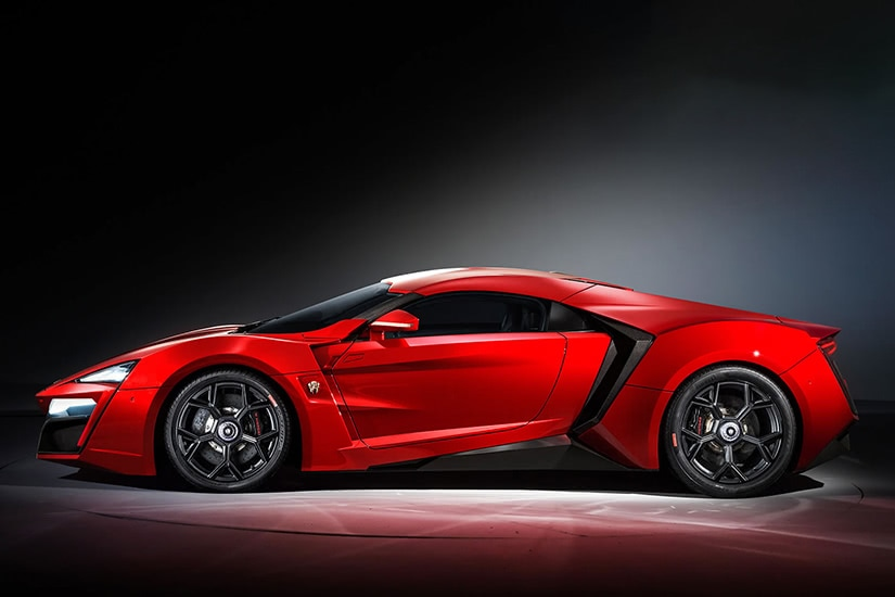 most expensive car lykan hypersport luxe digital