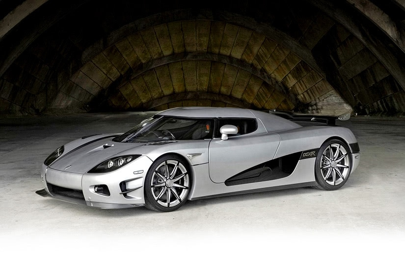 most expensive car koenigsegg CCXR trevita luxe digital