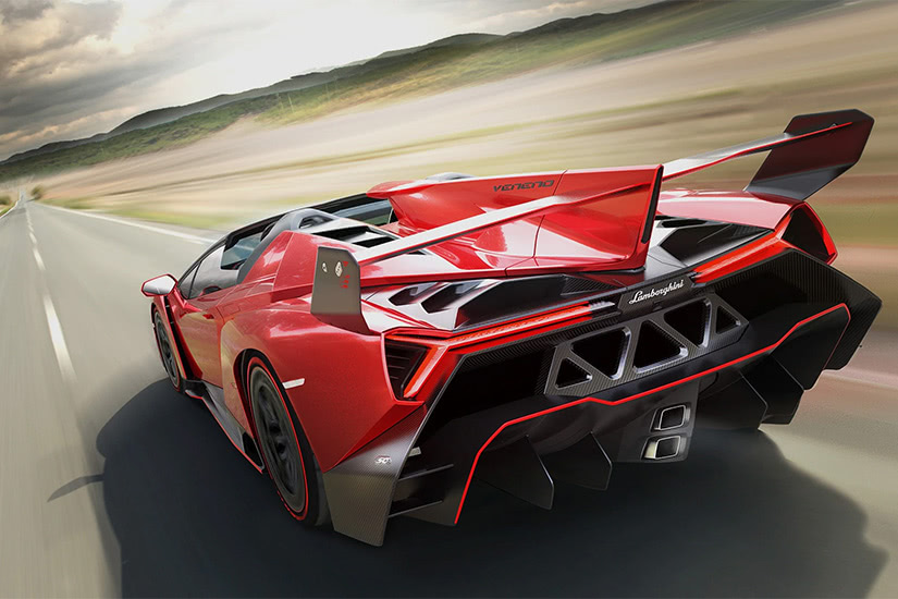 most expensive car lamborghini veneno roadster luxe digital