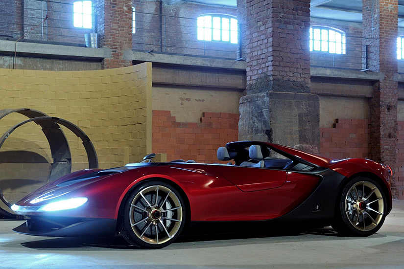 most expensive car ferrari pininfarina sergio luxe digital