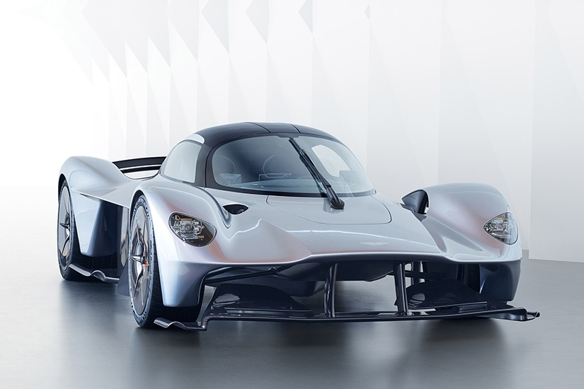 most expensive luxury car aston martin valkyrie luxe digital