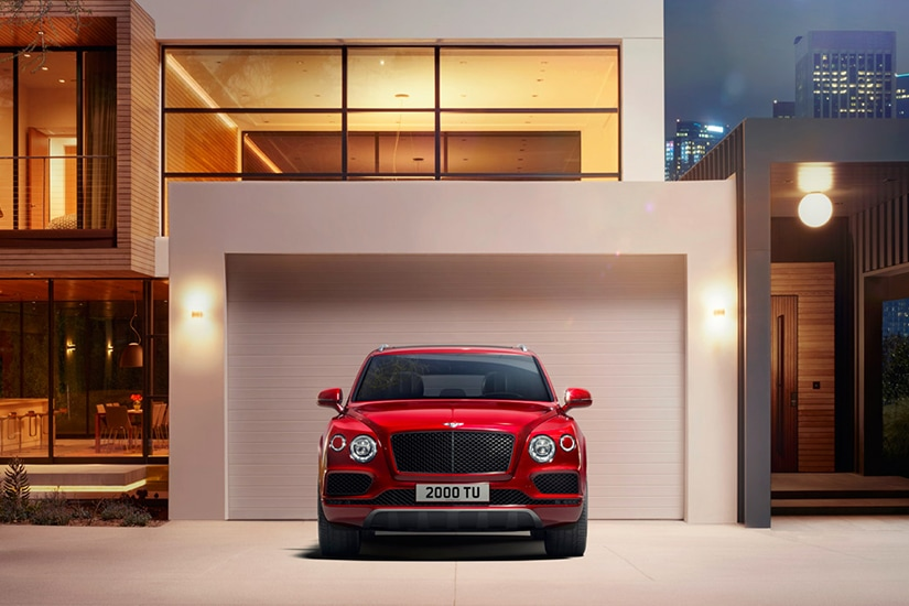most expensive car bentley bentayga v8 luxe digital