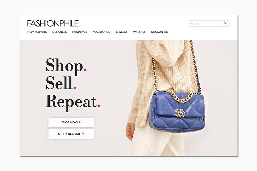 best women online shopping sites fashionphile - Luxe Digital