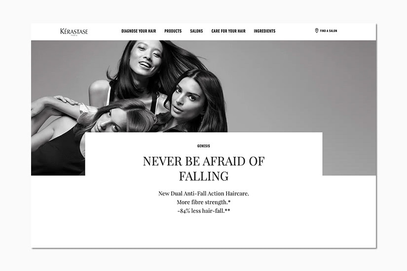 best women online shopping sites kerastase - Luxe Digital