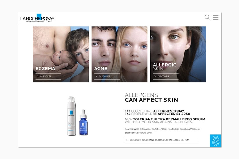 best women online shopping sites la roche posay - Luxe Digital