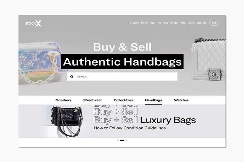best women online shopping sites stockx - Luxe Digital
