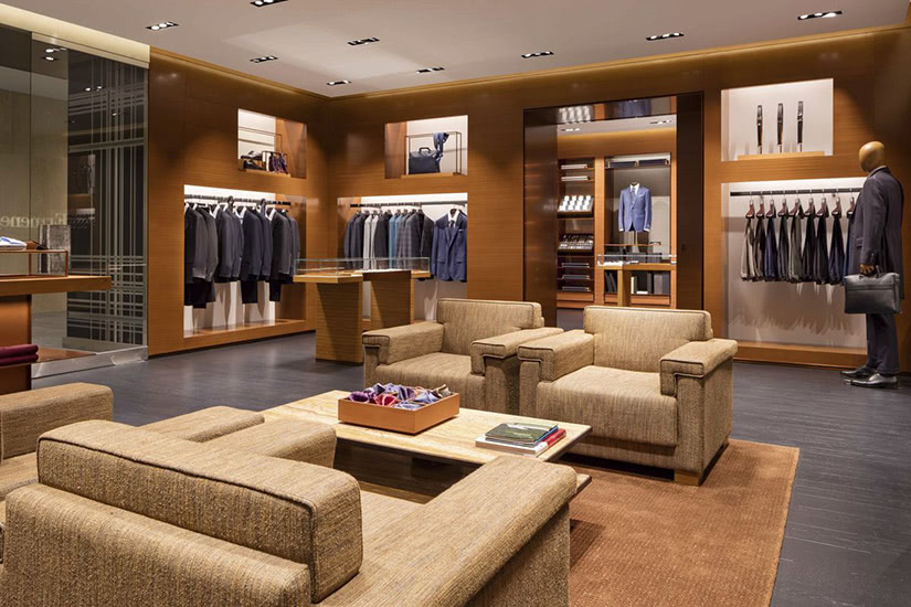 men loungewear brands Ermenegildo Zegna - Luxe Digital