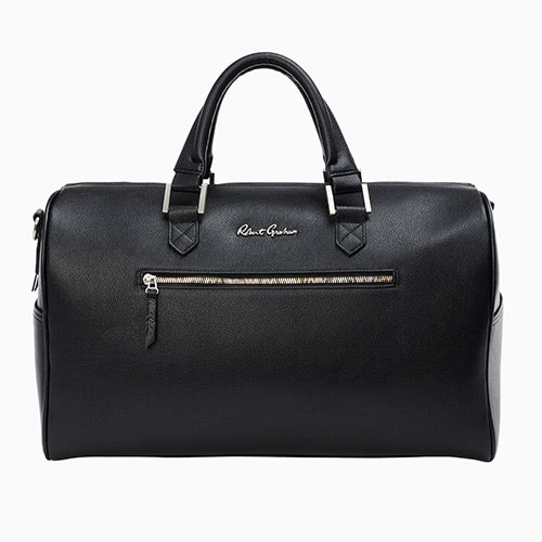 men loungewear style bag duffle Robert Graham - Luxe Digital