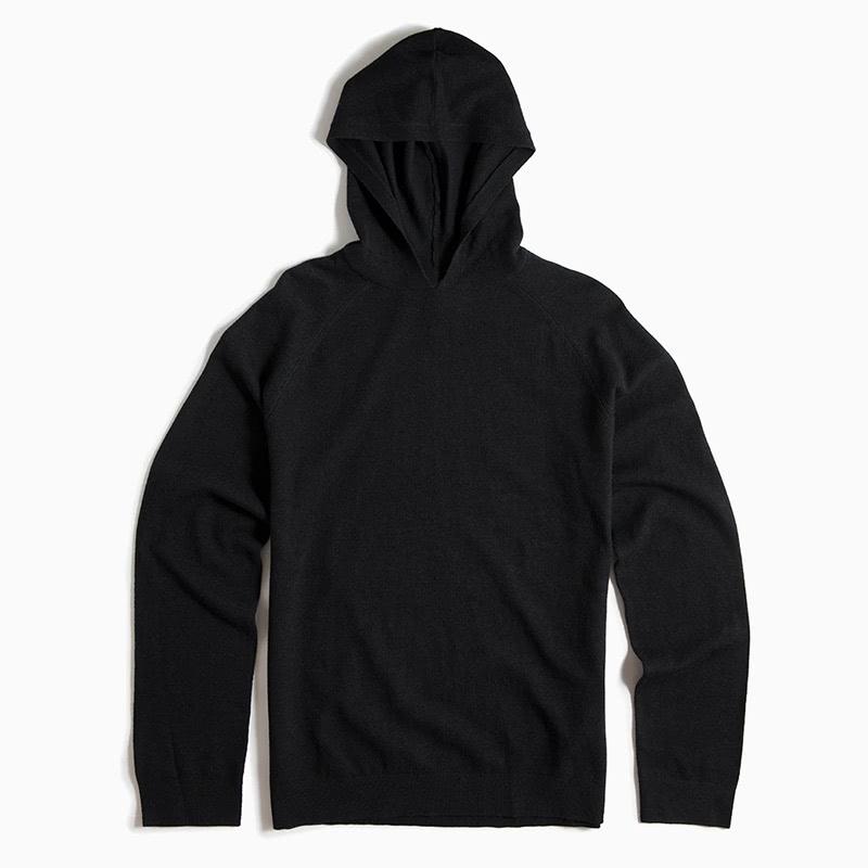 men loungewear style hoodie Western Rise - Luxe Digital