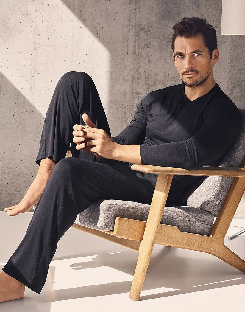 men loungewear style luxury home - Luxe Digital