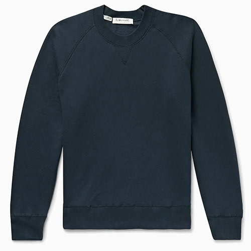 men loungewear style sweatshirt Entireworld - Luxe Digital