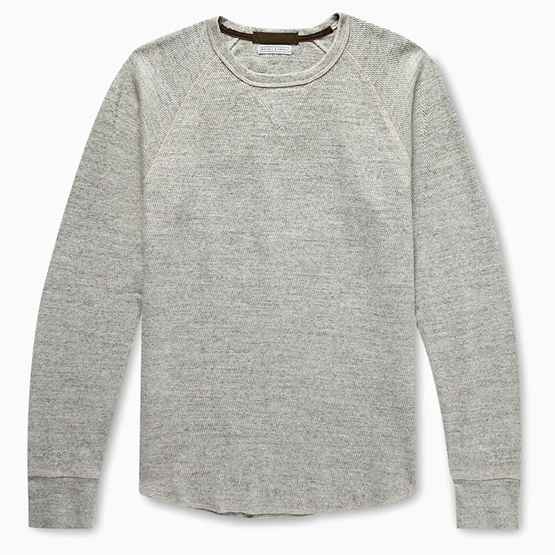 men loungewear style sweatshirt J.Crew - Luxe Digital