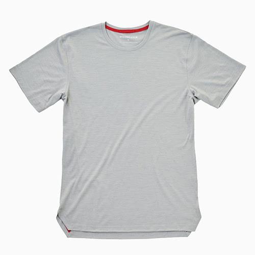 men loungewear style T-shirt comfort Western Rise - Luxe Digital