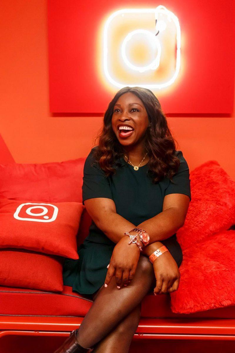 Morin Oluwole luxury marketing Facebook and Instagram - Luxe Digital