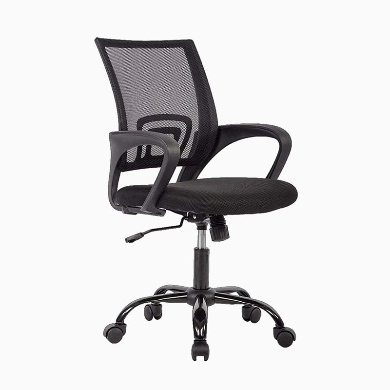 best home office setup desk chair - Luxe Digital