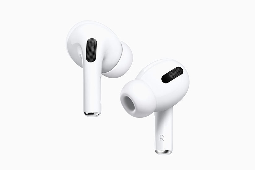 best home office setup headphones Apple Airpod Pro - Luxe Digital
