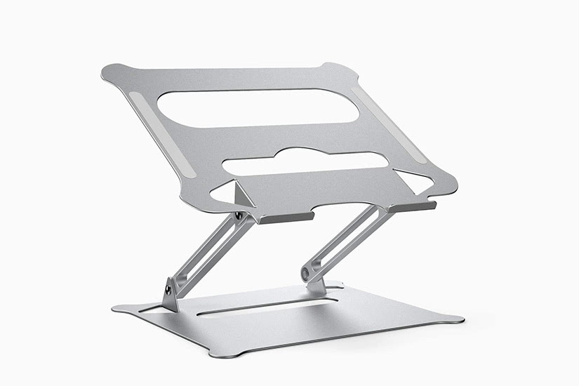 best home office setup laptop stand - Luxe Digital