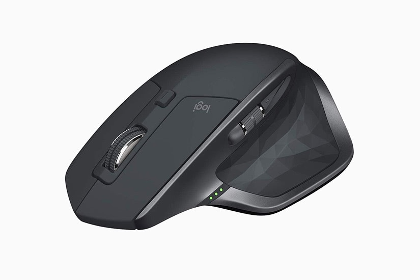 best home office setup mouse Logitech 2S - Luxe Digital