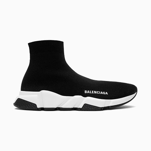 best luxury brands balenciaga men speed sneakers - Luxe Digital