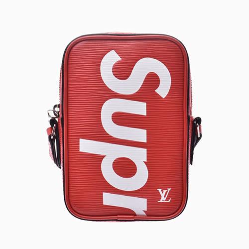 best luxury brands louis vuitton supreme men bag - Luxe Digital