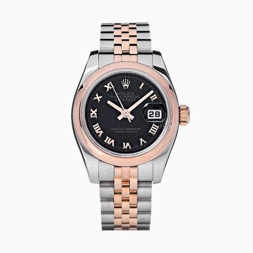 best luxury brands rolex women oyster perpetual datejust everose - Luxe Digital