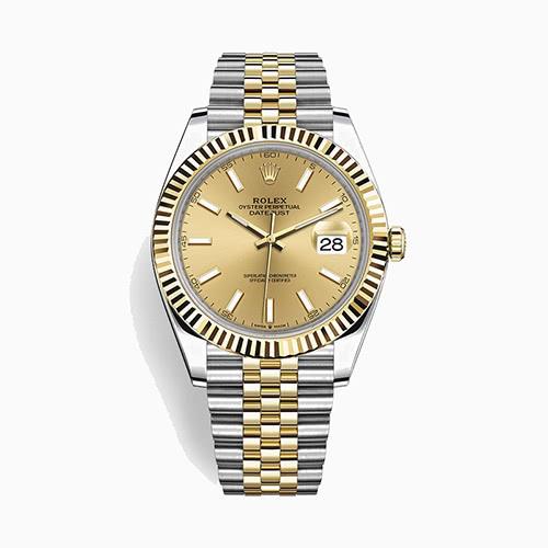best luxury brands rolex men dayjust - Luxe Digital