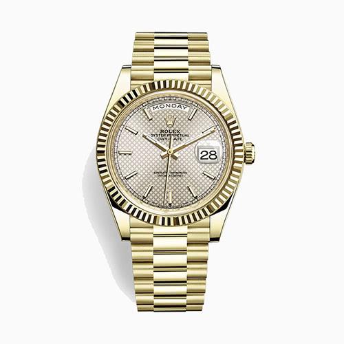 best luxury brands rolex men day date - Luxe Digital