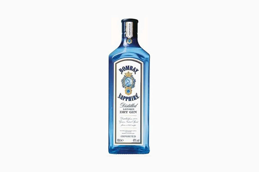 best gin brands bombay sapphire - Luxe Digital