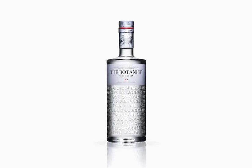 best gin brands botantist islay dry - Luxe Digital