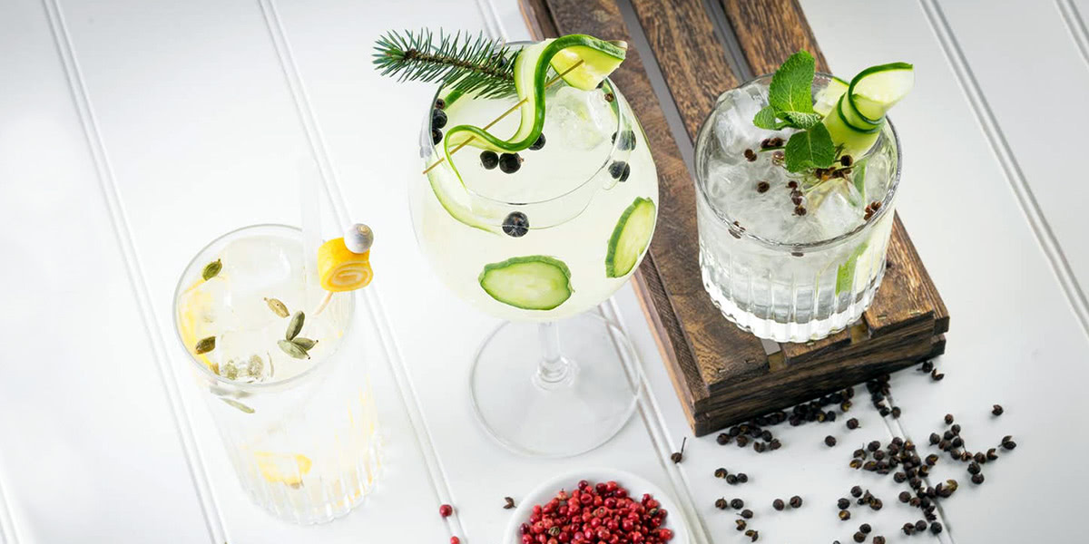 best gin brands - Luxe Digital