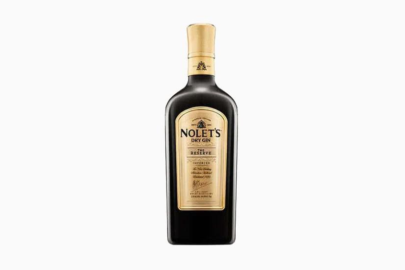best gin brands nolets reserve - Luxe Digital