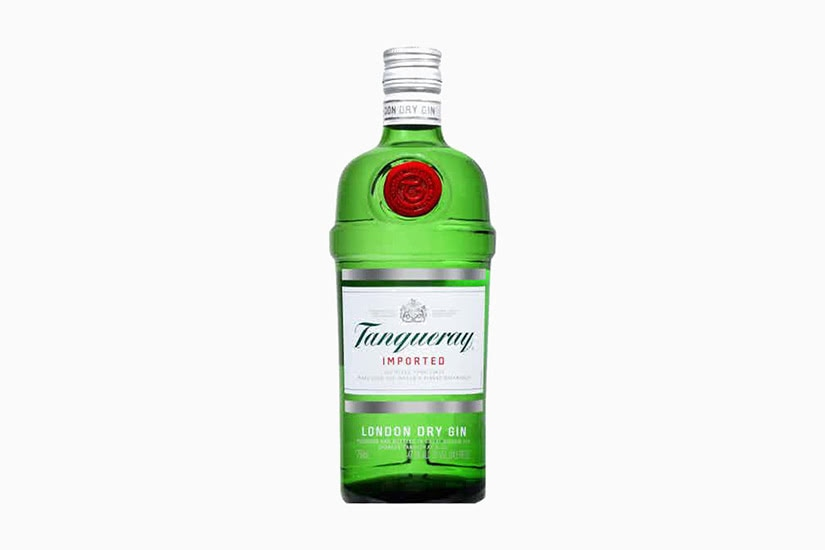 best gin brands tanqueray - Luxe Digital