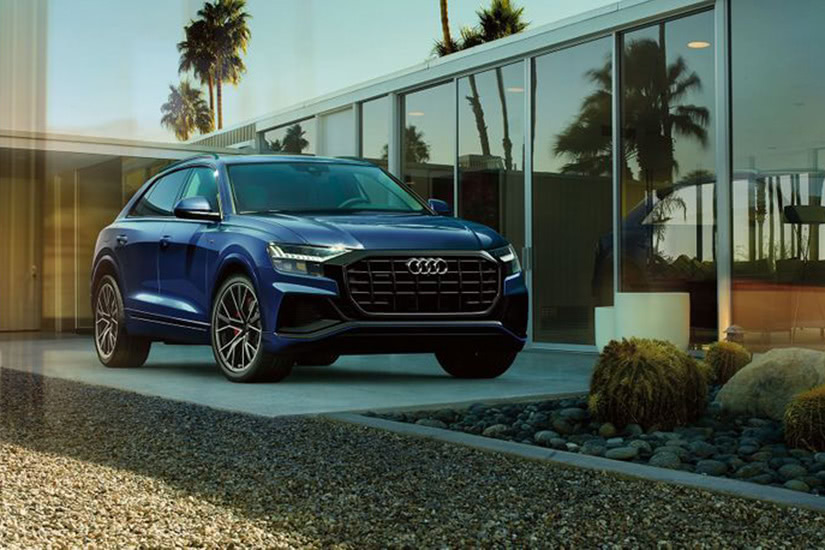 audi Q8 best luxury suv 2020 luxe digital